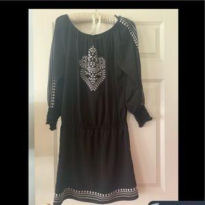 Cece black dress